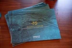Miller's Landing Brochures