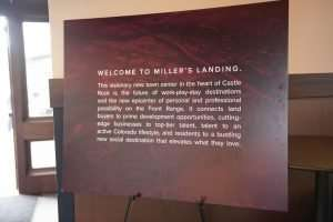 Welcome to Miller's Landing