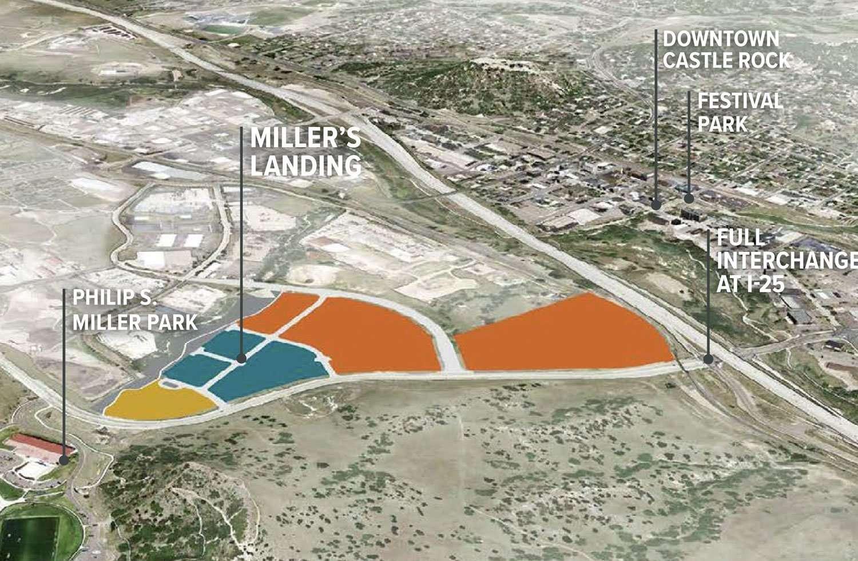 Miller's Landing Location