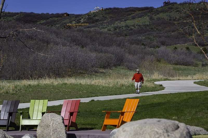 Benefit from the Ample Open Space at Miller's Landing