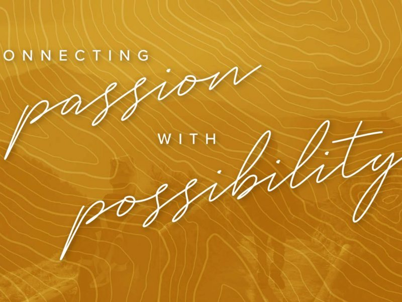 availabilityConnectingPassionWithPossibility