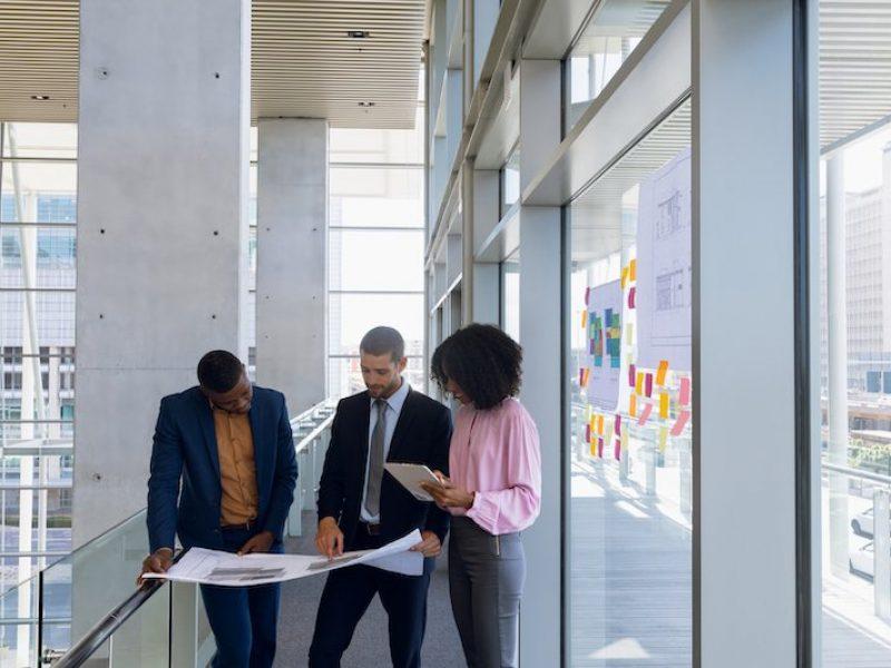Miller's Landing Unveils Plans for Innovative New Office Building